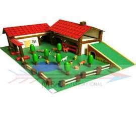 large-size farm