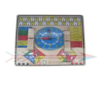 calendar plate
