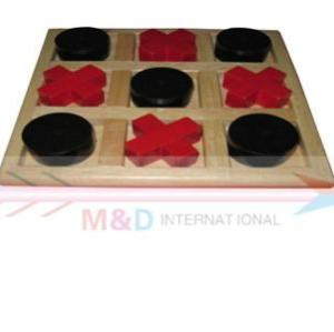 wooden board games