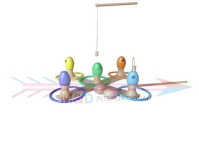 3 IN 1 GAME(fishing bowling circle)