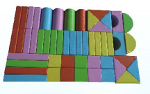 50PCS BLOCKS