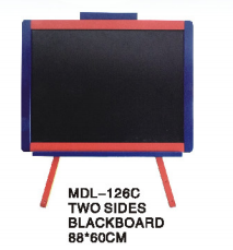 TWO-SIDED BLACKBOARD