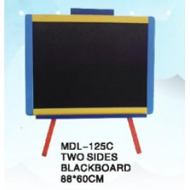 TWO-SIDED BLACKBOARD