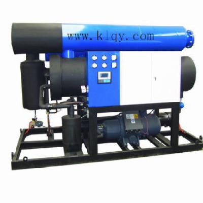 CE Large Capacity Refrigerated Air Dryer with PLC controller