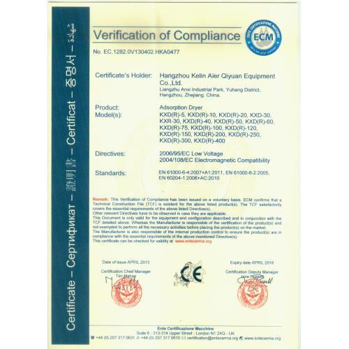 CE(absorption dryer)