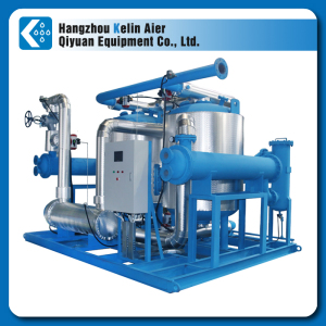 Heat of Compression Zero Purge Air Dryer
