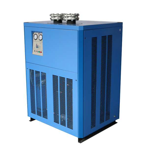 normal inlet temperature R407c 800cfm air cooled refrigerated air dryer
