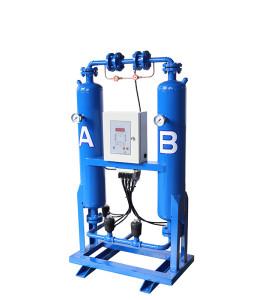 3.8Nm3/min Heatless regeneration air dryer for 30HP compressor