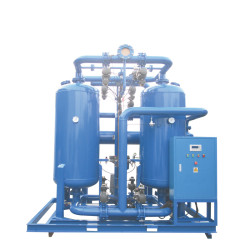 Large Capacity Heated Desiccant Dryer