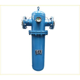 45Nm3/min carbon steel compressed air filter for compressed air line