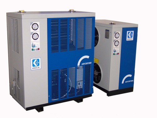 30-40bar PET high pressure refrigerated air dryer for bottle injection line