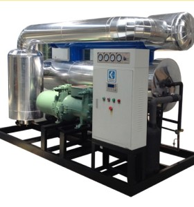 200Nm3/min water cooling refrigerated Air Dryer for centrifugal compressor