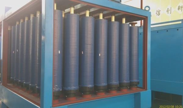 Membrane d'enrichissement en oxygène