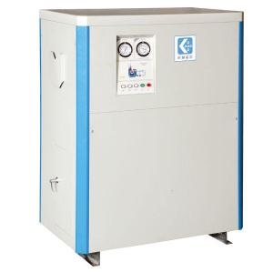 600cfm water Cooled type refrigerated air dryer with R407c gas
