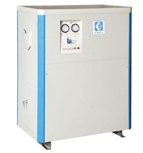 С водяным охлаждением Холодильные осушитель воздуха