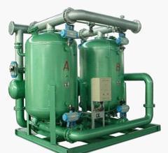 Haute Capacité sécheurs par adsorption chauffée