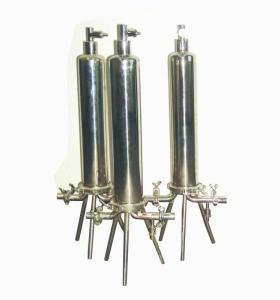 stérilisation filtre