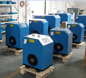 R134a small refrigerated Air Dryer KDL-10F (56cfm) for 10hp compressor