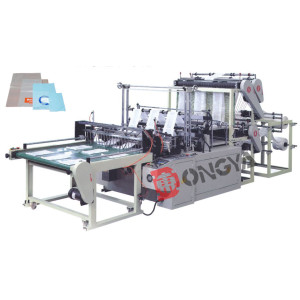 DYXJ Six Lines high speed  Bag Making Machine(computer control)