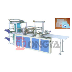 FQ Series Computer-Controlled Double Line Flat Bag Sealing Machine