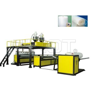 DF Series Wide in Width Air Bubble film Machine