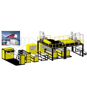 DY Series High Speed Compound Air Bubble film Machine