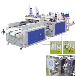 Full Automatic High Speed T-shrit Bag Making Machine