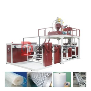 High quality PE air bubble film Machine for sale