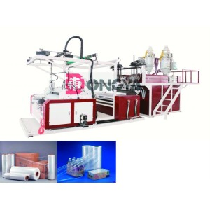 SLW Series Cling Film Production Line(Automatic Winder)