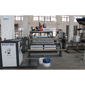 High Speed Bubble Wrap Machine , Bubble Film Machine Full Automatic
