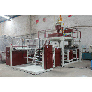 High Speed Air Bubble Film Machine Manufacturer Stainless Steel Material 1200 - 1600 mm width