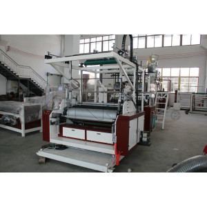 2018 new condition stretch film equipment /High output high quality