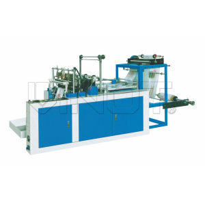 Easy Operation Plastic Shopping Bag Making Machine OEM / ODM Available