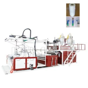 Different Size Film Stretching Machine , Cling Film Rewinding Machine China