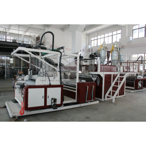 Small Size Highly Effective Stretch Film Making Machine 600mm