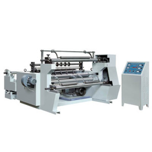 Computer Controlled Horizontal Type Film Slitting Machine