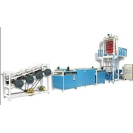 SJ Series PP Split Thread Film Slitting Machine Combination