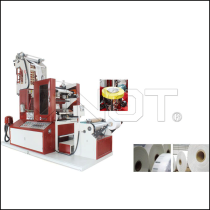 Mini Film Blowing Machine With Two Colors Printing