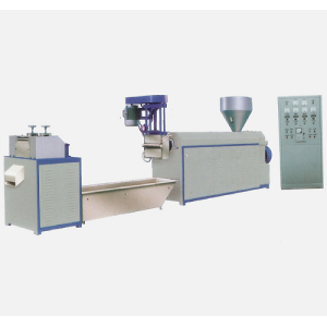 Water-cooling Type Single-stage PP/PE Plastic Recycling Machine