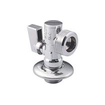 Angle valve zinc body