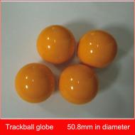 trackball module globe