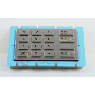 PCI Security Pin Pad for ATM