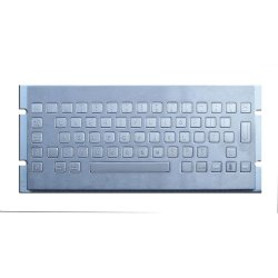 compact metal keyboard