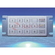 High quality Metal Keypad (S-6150A1)