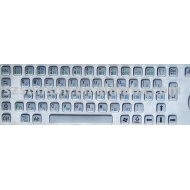 Metal keyboard,Industrial desktop keyboard,Kiosk keyboard,IP65 Keyboard