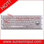 metal keyboard SPC288BG