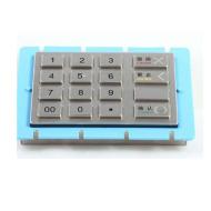 ATM EPP metal keypad