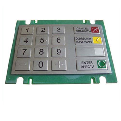 PCI compliant PIN  PAD