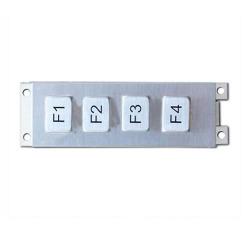 metal keypad