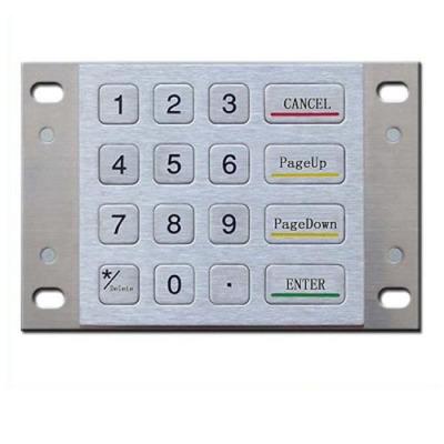 metal numeric keypad